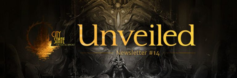 Camelot Unchained's newsletter looks at the state of the build and more