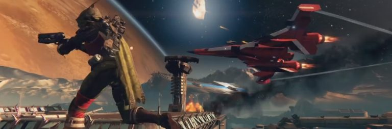 Destiny offers up The Taken King's gameplay trailer