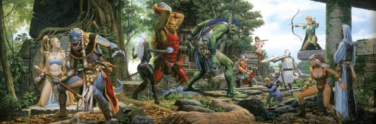 EverQuest's progression server is opening Ruins of Kunark today