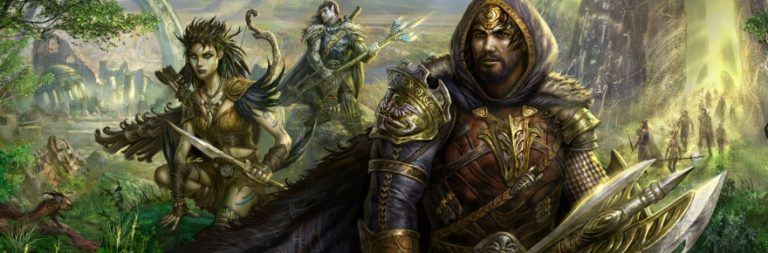 Pantheon: Rise of the Fallen talks encounter design, NPC Dispositions, and player zone camping