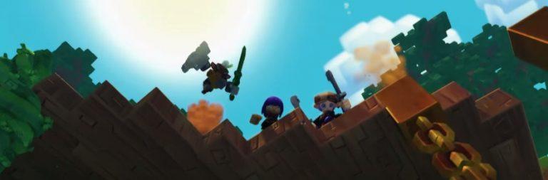 SkySaga's latest alpha patch adds playable monkeys and a dinosaur zone
