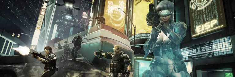 Ghost in the Shell shooter now taking closed beta apps