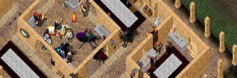 Ultima Online launches Time of Legends expansion