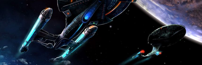 Star trek online deploys fleets to consoles massively overpowered - Star trek online console ...