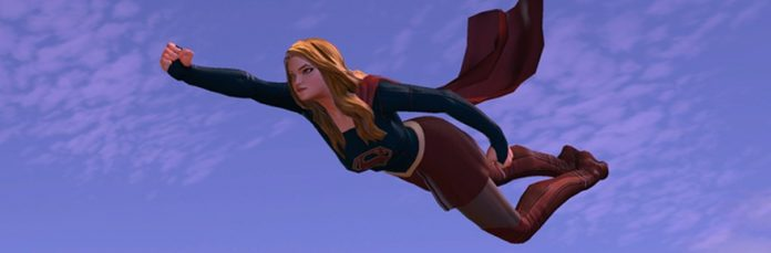 That's really super, Supergirl.