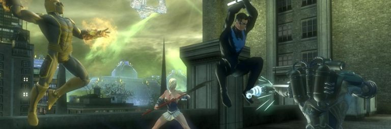 DC Universe Online updates for this year's St. Patrick's Day event