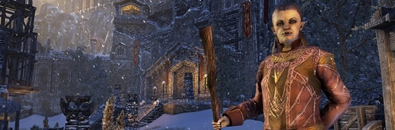 Elder Scrolls Online patches in fixes, introduces Forge-Mother Alga