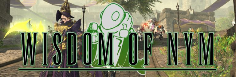 Wisdom of Nym: Classes, job, and the Armoury System in Final Fantasy XIV