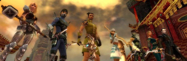 The Daily Grind: How would you mix MMO features to create the best one ever?