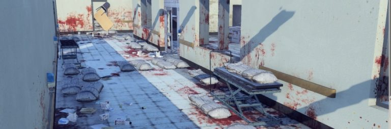 H1Z1 adds female zombies and a bloody hospital