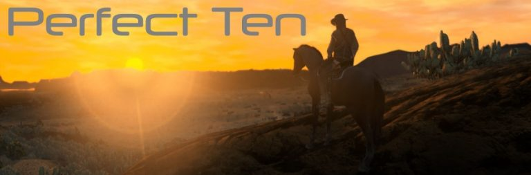 Perfect Ten: Why making an Old West MMO would be challenging (but worth it)