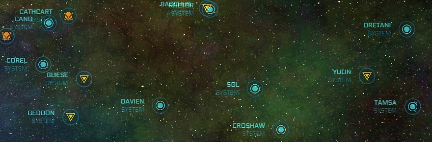 Star Citizen's Starmap