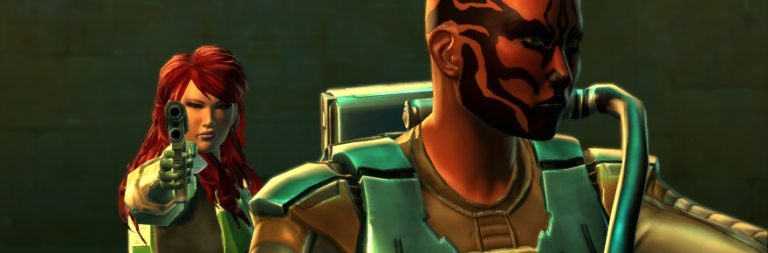 SWTOR will introduce level-scaling in Fallen Empire