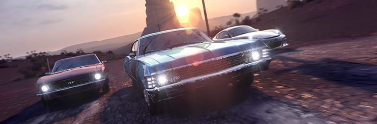 PSA: The Crew is discounted on Steam right now