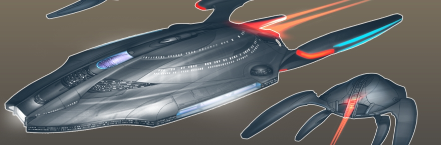Star Trek Online Enters The Final Round Of Ship Design Votes