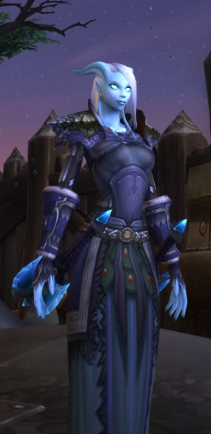 This is largely here just to show off a great transmog.