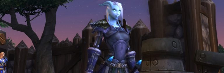 The Daily Grind: What MMO characters have you stuck with for years?