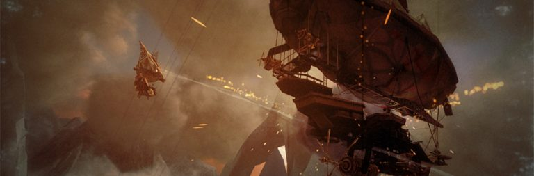 Guns of Icarus turns three, gives you gifts