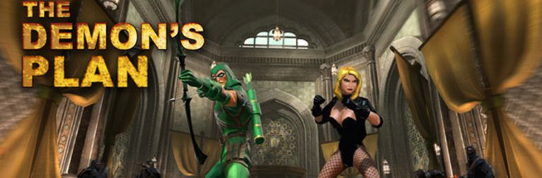 Team up with Black Canary to rescue Green Arrow in DCUO's Ep. 19