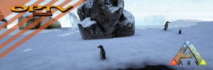 The Stream Team: Procuring penguins in ARK: Survival Evolved