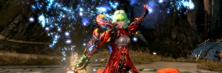 Launch impressions of Blade & Soul: Combat, story, questing, and flow