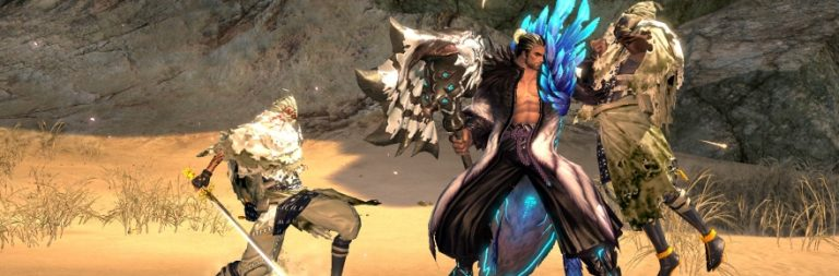 Blade & Soul makes Western debut on January 19th