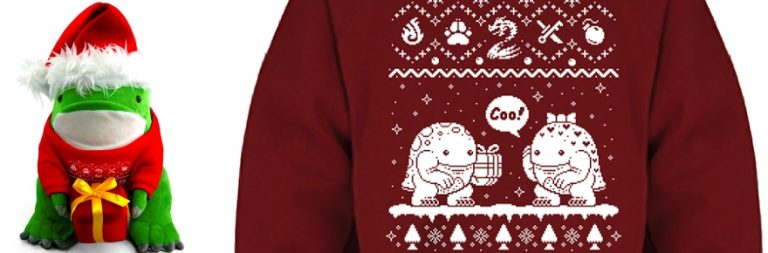 Guild Wars 2 Quaggan holiday merch available to pre-order tomorrow