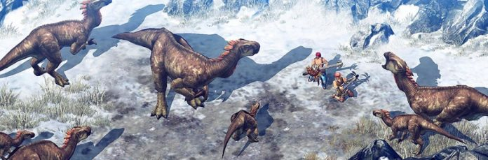 Durango brings a dino MMO to mobile devices | Massively Overpowered