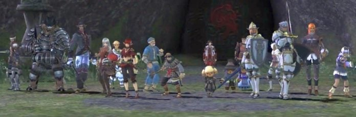 The Final Fantasy XI mobile version hasn't died | Massively Overpowered