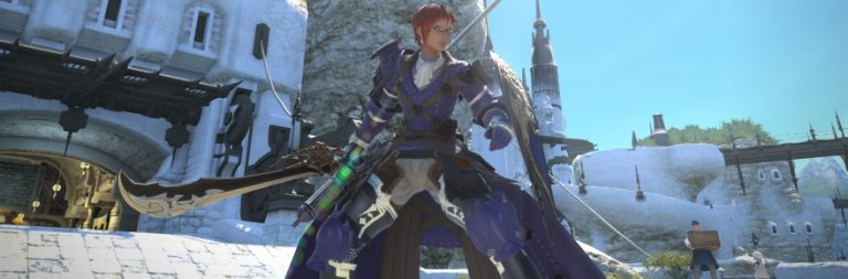 Final Fantasy XIV eases weapon requirements with patch 3.38