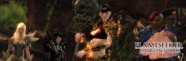 Flameseeker Chronicles: Guild Wars 2's immediate future