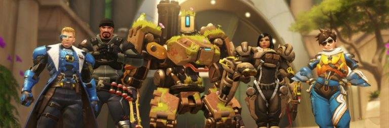 Overwatch shares plans for bringing back competitive play