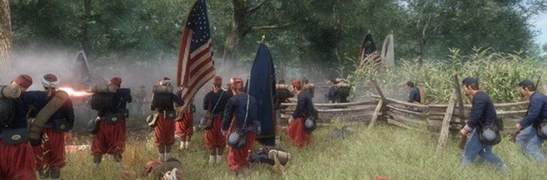 Civil War multiplayer shooter War of Rights has been Kickstarted successfully