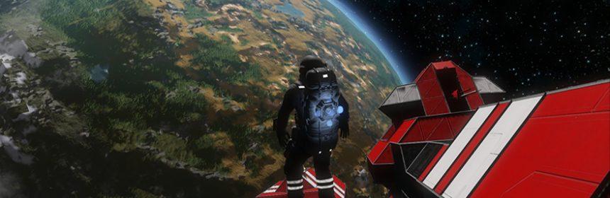 minecraft planet space