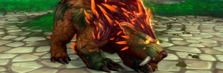 World of Warcraft: Afterlives highlights Ardenweald – if you can bear it