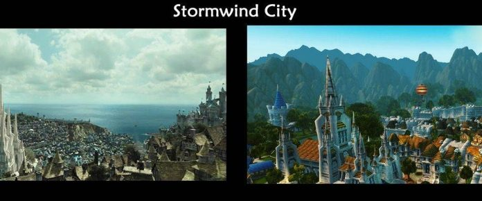 I'm not sure which set of CGI looks better. That's not good.