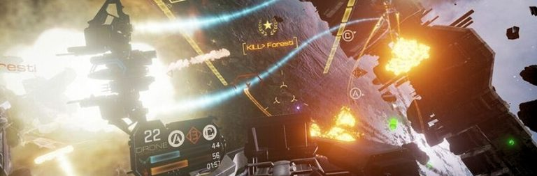 EVE Valkyrie will launch bundled with the Oculus Rift