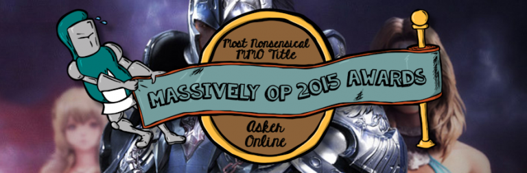 Massively OP's 2015 Blooper Awards: Most Nonsensical MMO Title