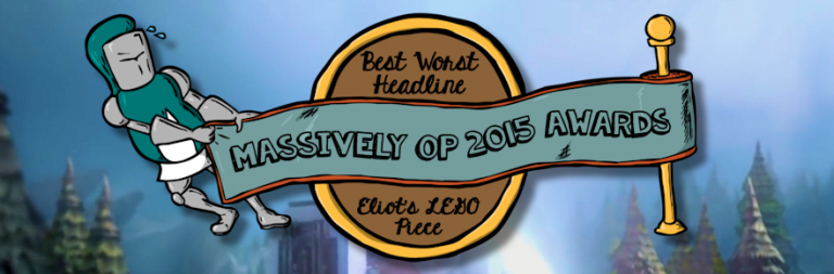 Massively OP's 2015 Blooper Awards: Best Worst MMO Headline