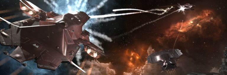 EVE Online's winter events are all about players fighting… with snowballs