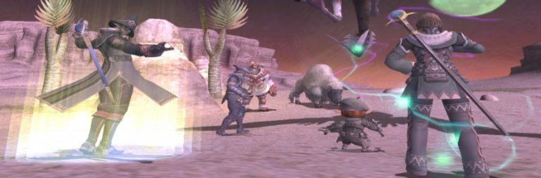 Final Fantasy XI offers free login goodies for players with two campaigns