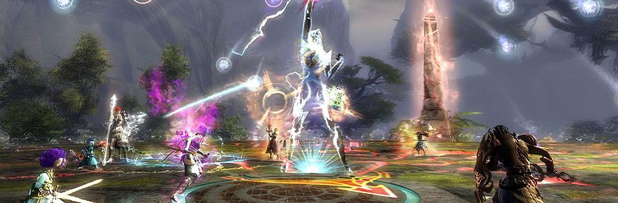 Flameseeker Chronicles: Guild Wars 2 Vale Guardian raid boss guide