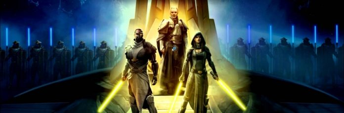 swtor lets former subscribers play first chapter of knights of the