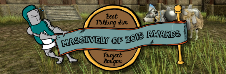 Massively OP's 2015 Blooper Awards: Best MMO Milking Sim