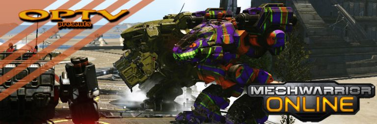 The Stream Team: Tearing through MechWarrior Online's tutorial