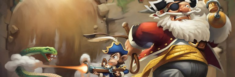 Pirate101 players hope to save the game by flooding its servers starting January 24