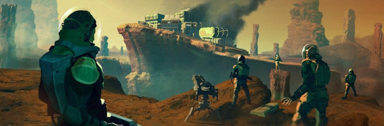 Space survival game ROKH has suspended development