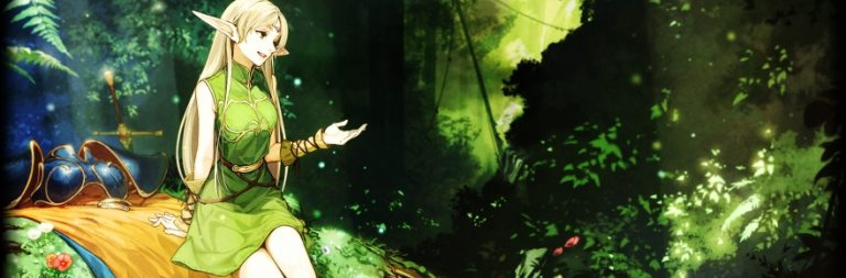 Record of Lodoss War Online is launching in 2016