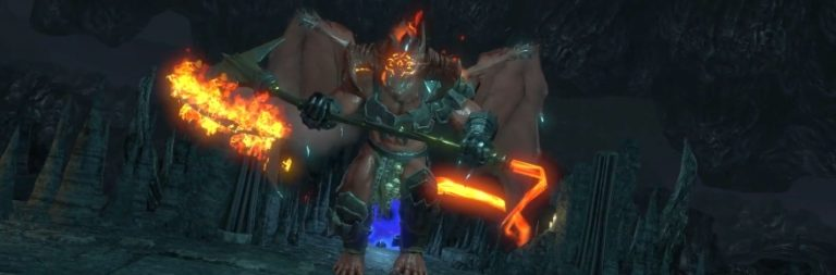 Sword Coast Legends lands on consoles this spring