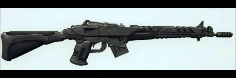 One-of-a-kind Entropia Universe rifle sells for $51,796